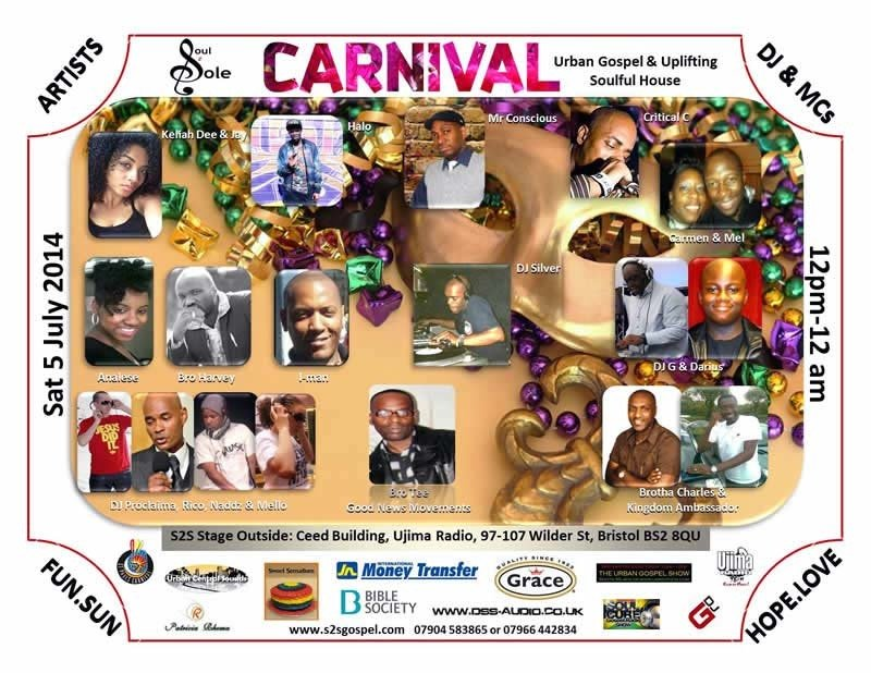 Carnival Time with DJ G in attendance