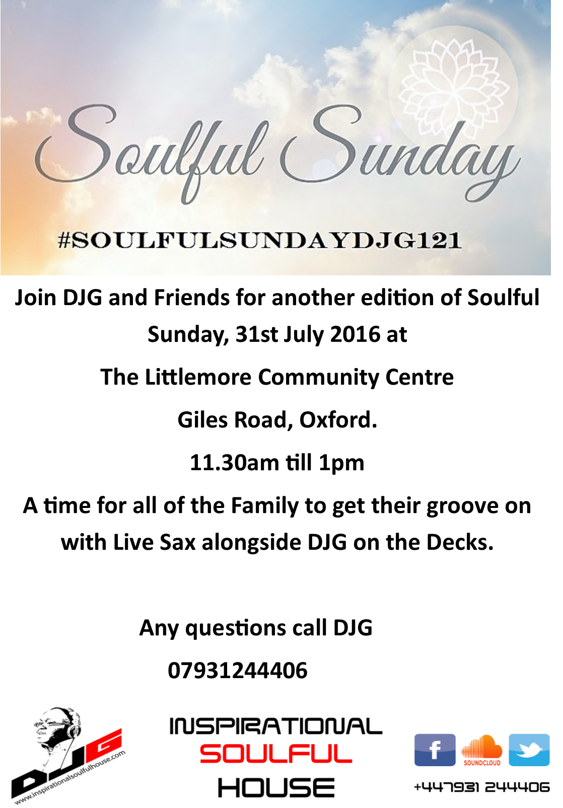 Soulful Sunday 4