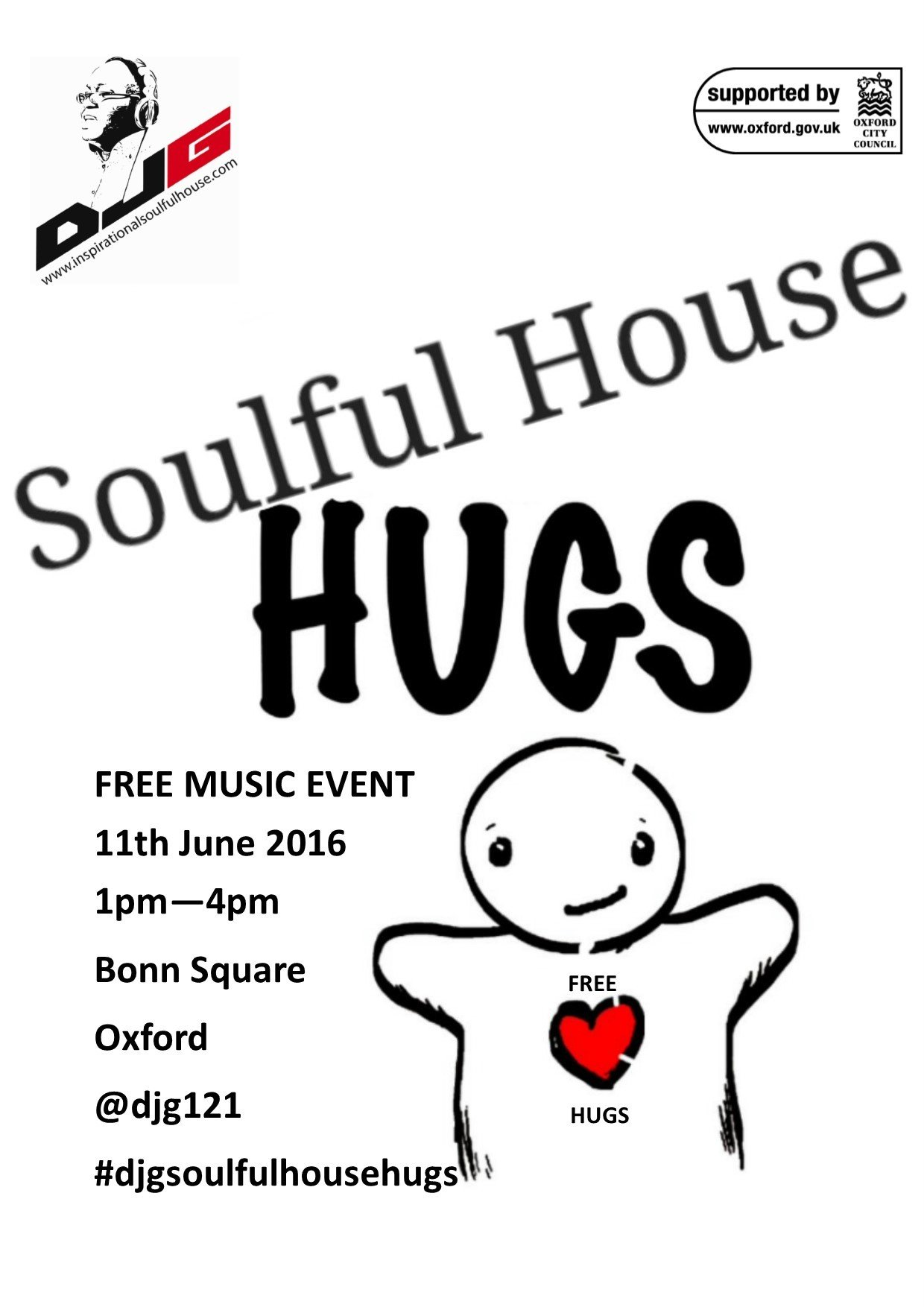 SOULFUL HOUSE HUGS IS BACK FOR ANOTHER YEAR 2016