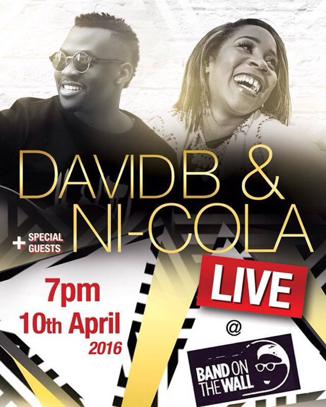 DJG Live in Manchester WITH MOBO NOMINATED ARTISTS
