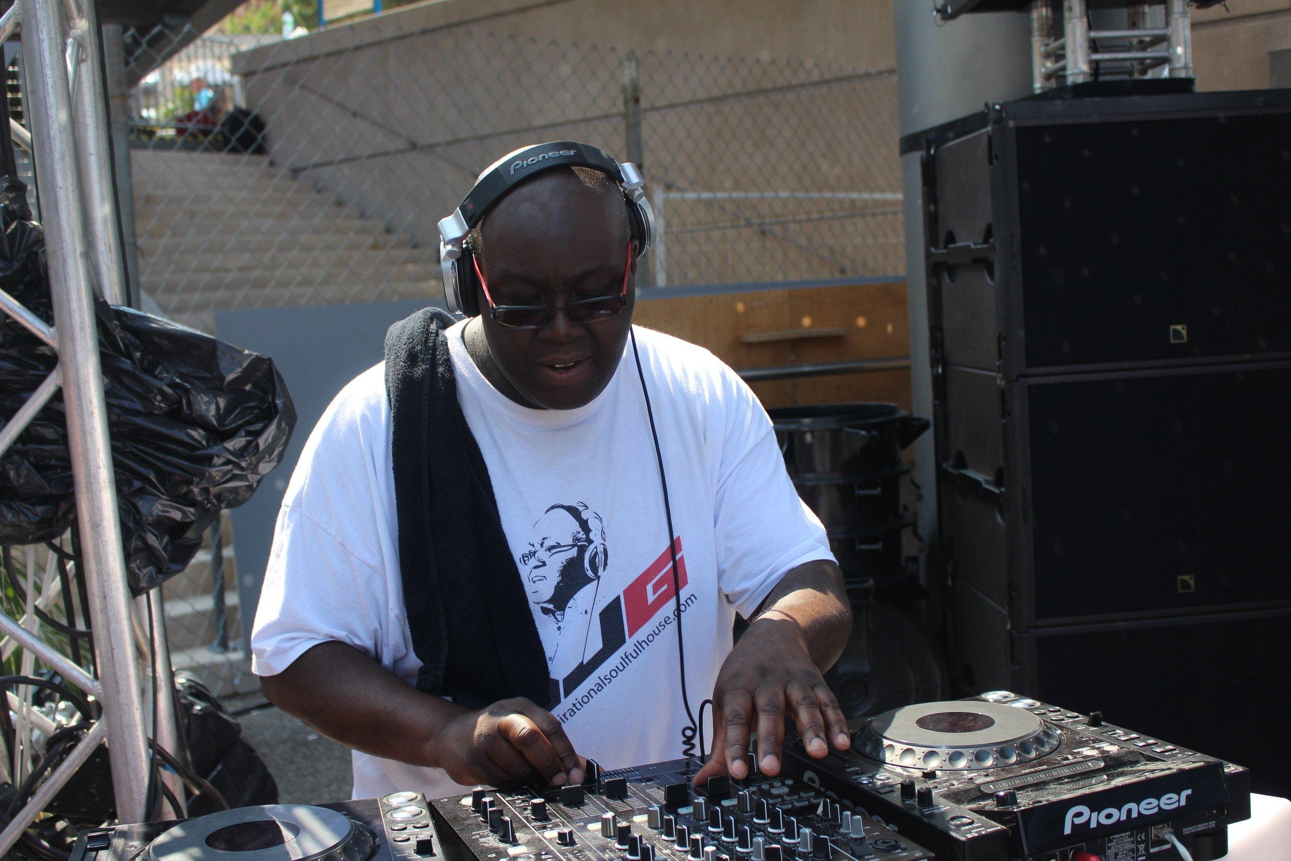 DJG AT THE MONACO GRAND PRIX