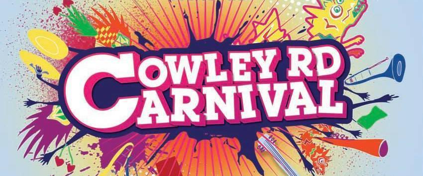 DJG at Cowley Road carnival 2nd July 2017