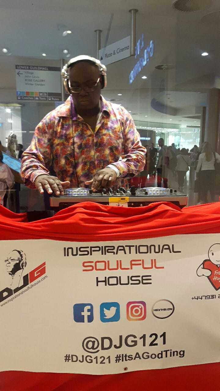 DJG @ KATE SPADE BLUEWATER SHOPPING CENTRE